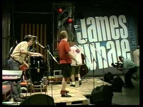 The Barenaked Ladies On The James Whale TV Show UK 1992 - Be My Yoko Ono