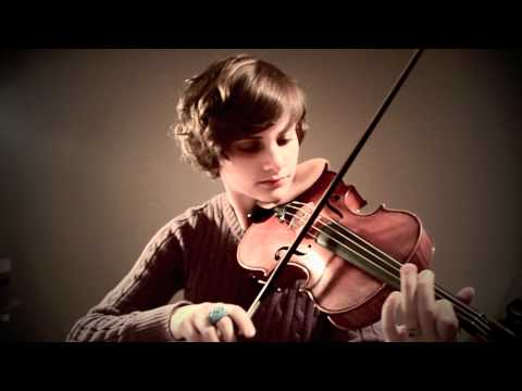 Amazing Grace Medley on Violin - Taryn Harbridge
