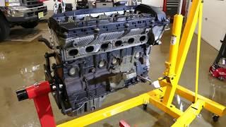 BMW M52 Engine Rebuild - Part 1 of 9