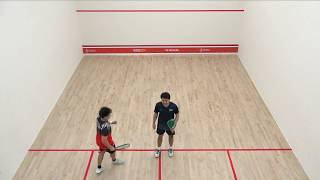 LIVE: 30th SEA Games 2019 Squash Mixed Team 2nd Round (5 December 2019)