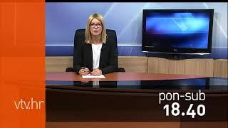 VTV Dnevnik najava 14. listopada 2017.