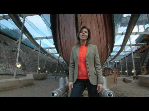 Brunel's ss Great Britain - Wonder of Britain (ITV)
