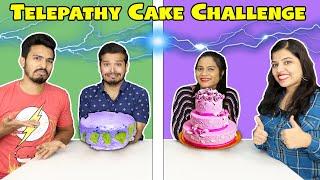 Telepathy Cake Challenge | Twin Telepathy Challenge | Hungry Birds