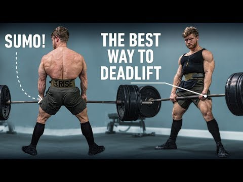 The Most Effective Way to Deadlift for Muscle and Strength (Sumo Technique Explained)