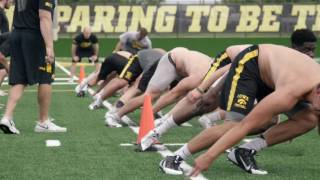 2016 Iowa Strength Highlight