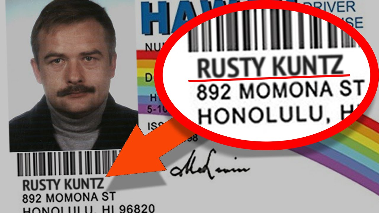 10 Real People With Awful Names