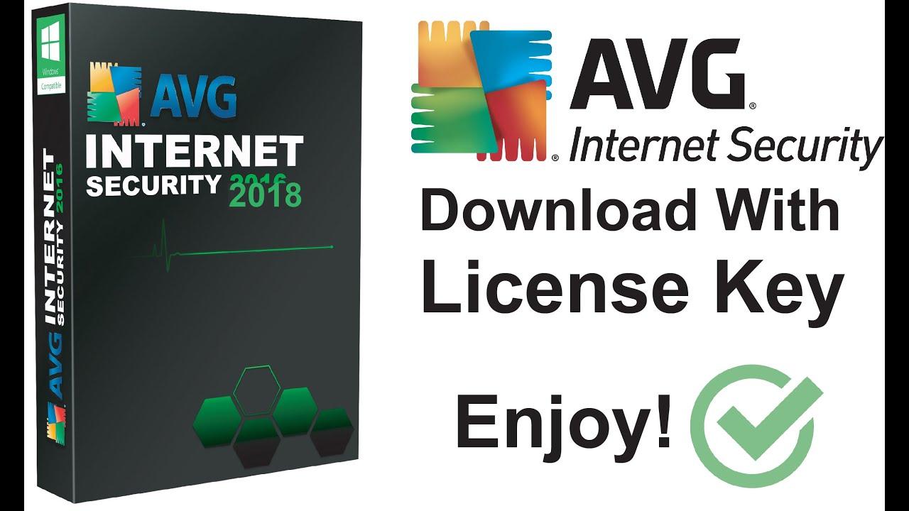 avg serial key free download