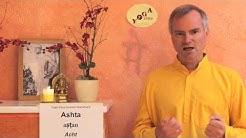Ashta - die Bedeutung der Zahl Acht - Sanskrit Lexikon