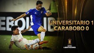 Universitario vs. Carabobo [1-0] | Primera Ronda (Vuelta) | CONMEBOL Libertadores 2020