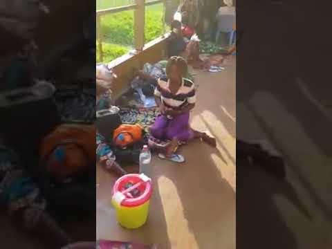 L'état catastrophique du CHU de Brazzaville