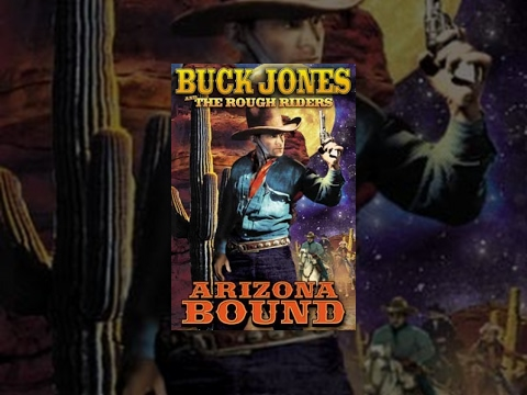 ARIZONA BOUND | Buck Jones | Full Length Western Movie | English | HD | 720p