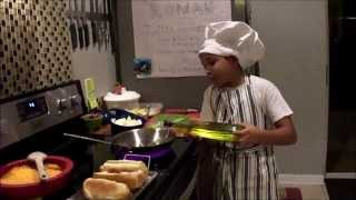 Turkey Sausage Sandwiches And Corn Casserole