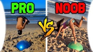 MORTAL DE PRO vs MORTAL DE NOOB!