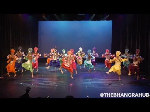 Ministry Of Bhangra (First Place) @ Bhangra Down Under 2016