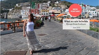 What we did and saw in Ischia - part 1