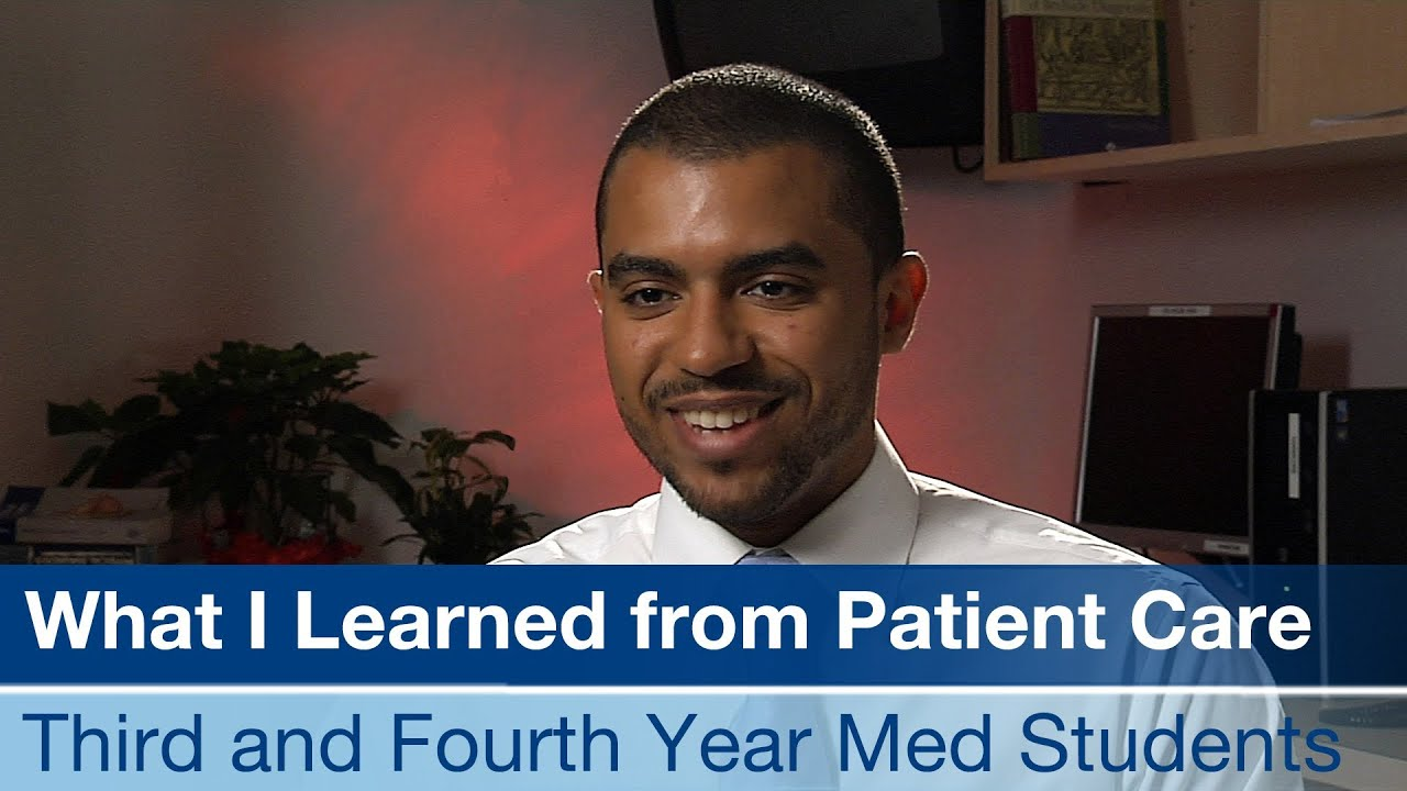 Three Tips for Thriving in the Third Year of Medical School