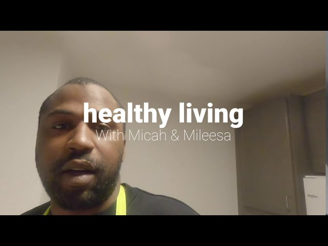 Healthy Living with Micah and Mileesa: Lemon Pepper Wings | Bounce Back Generation