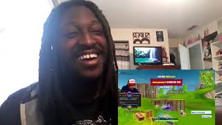 CDNthe3rd fortnite fails/funny moments #1 reaction