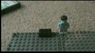 lego-agent chase