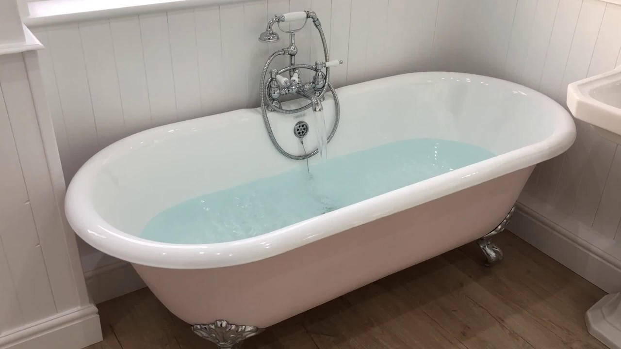 Victorian Style Bathroom With Roll Top Bath By Tailored Bathroom Designs