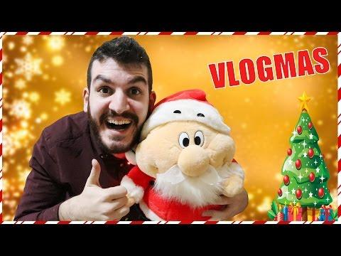 VIBRATOR - Vlogmas: Η ζωή ενός Youtuber!