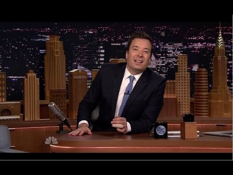 Jimmy Fallon: Fake Audience Applause?