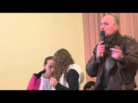 Тавале 2015. Представление тренеров 73-го блока 08.10.2015