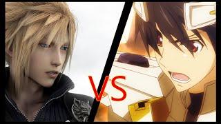 Warcraft 3 Anime Maps Part 4 : Cloud Strife VS Ichika Orimura