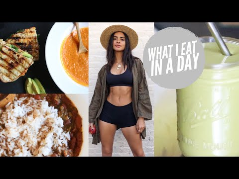 WHAT I EAT IN A DAY PT 3 (VEGAN)