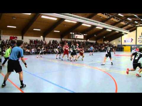 3. Liga DHB SV Beckdorf - THW Kiel II,  2. Halbzeit: