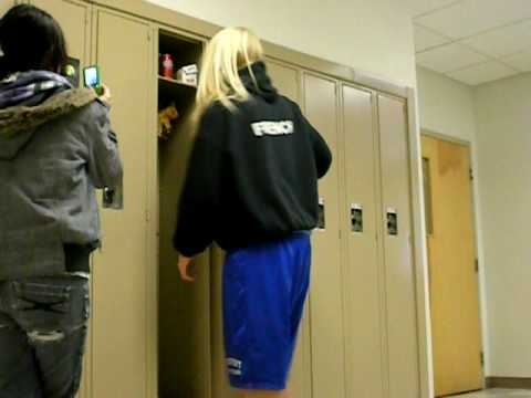Girls locker room spycam