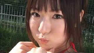 Japanese Model 堀井 美月 mizuki horii play tennis ball Vlog 堀井美月 動画 4