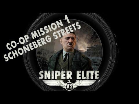 Mr. Odd and Linus117 Play Sniper Elite V2 - Schoneberg Streets