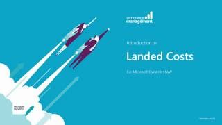 Landed Costs (An Addition for Microsoft Dynamics NAV) Part 1 Introduction and Processes