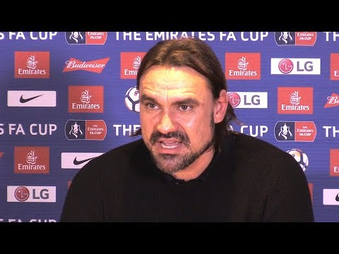 Chelsea 1-1 Norwich (Chelsea Win On Pens) - Daniel Farke Post Match Press Conference - FA Cup Replay