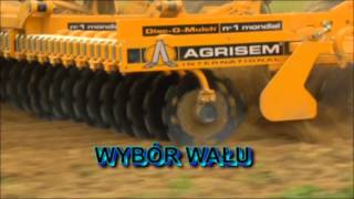 AGRISEM - maszyny rolnicze