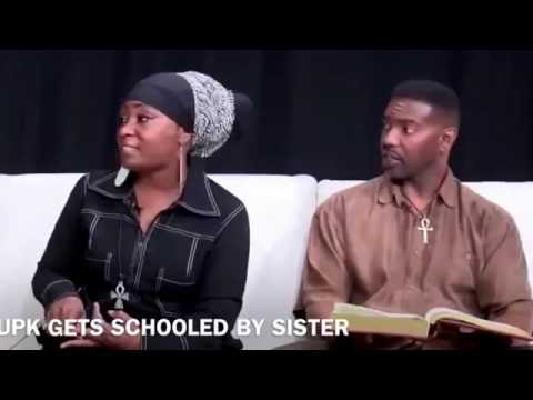 ISUPK GETS SCHOOLED BY A SISTER (TITUS 3:2) THIS ISUPK GROUP GOSSIPS AND SLANDERS EVERYONE