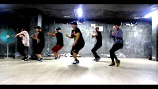 choreo by doobu / usher - can