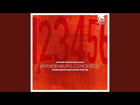 Concerto No. 4 in G major, BWV 1049: III. Presto