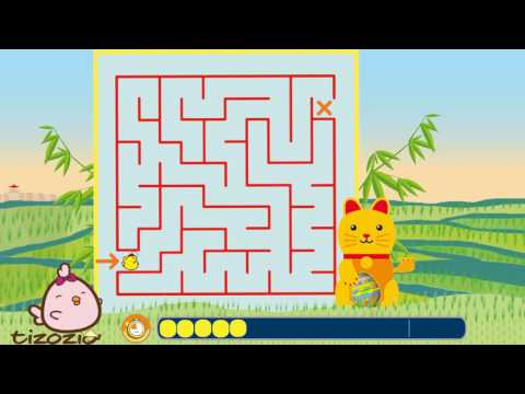 12/01/17 -  Maze Game For Kids - Online Free Game