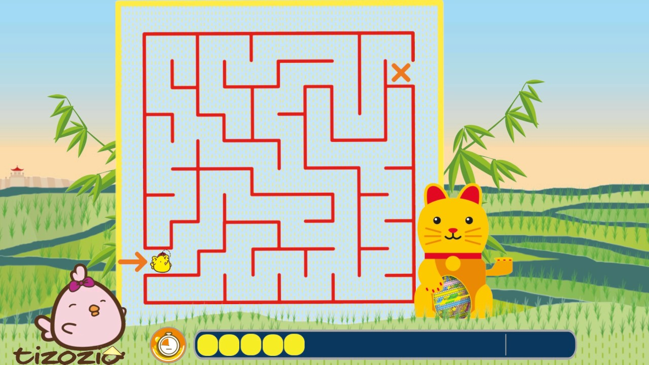 12 01 17 Maze Game For Kids Online Free Game Youtube