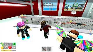 roblox: os herois estao contra mim!-mad city
