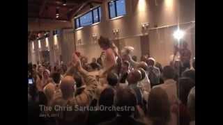 Hora: Chris Sarlas Orchestra: Chicago Wedding Band Video