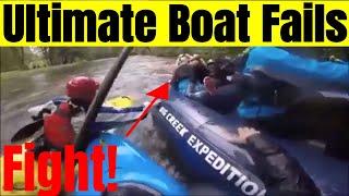 Ultimate Boat Fails Compilation / CRAZY Boat Fails Compilation 2020/ Epic Fails