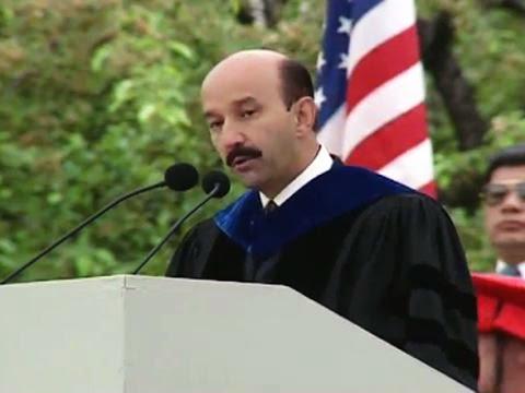 President Carlos Salinas de Gortari� MIT Commencement Address