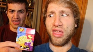 THE BEAN-BOOZLED CHALLENGE!
