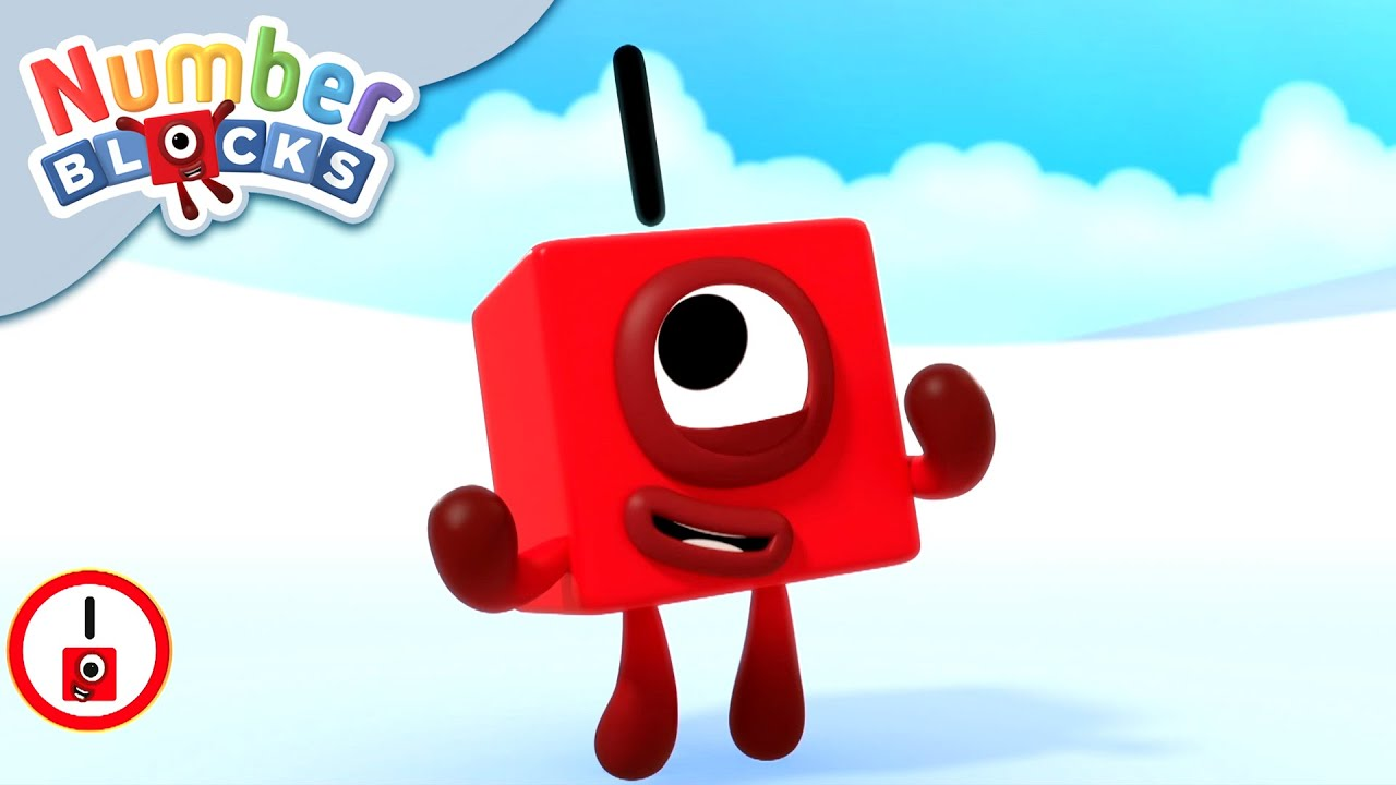 @Numberblocks Made of Ones Club | Numbers Are Everywhere | Educational | Learn to Count