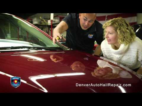 Denver Auto Hail Repair