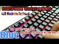 Everest Rampage Kb-rx92 Commander Full Rgb Ledli Klavye Inceleme Ve Ses Testi