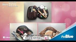 Đẹp Cùng Sao Hàn | Vệ sinh và phục hồi túi Makeup